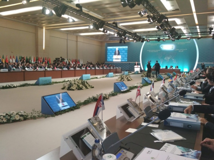 Azerbaijani delegation attends 34th Ministerial Session of COMCEC in Istanbul