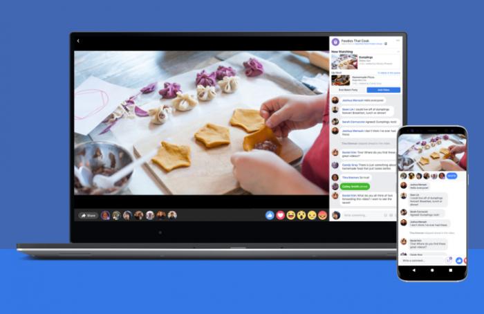 Facebook étend Watch Party à tous les utilisateurs et aux pages