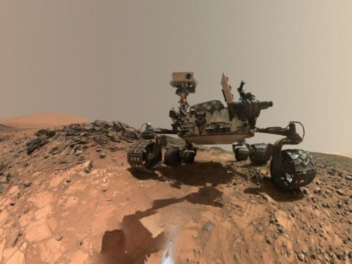 Comment conduire un robot sur Mars