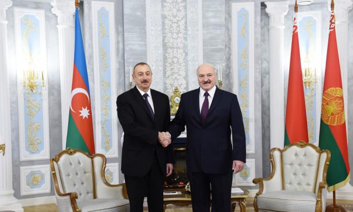 """لوكاشنكا:""""كانوا يتحدثون كثيرا عن أذربيجان..."""""""