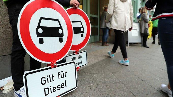 Gericht verhängt Fahrverbote für Köln und Bonn