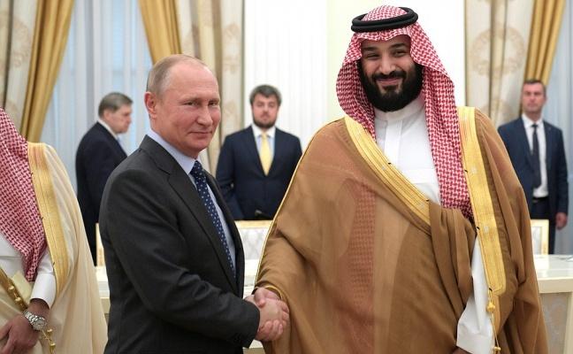 Putin adı qətldə hallanan şahzadə ilə görüşəcək