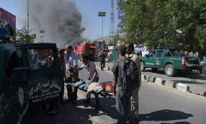 Əfqanıstanda növbəti terror: 25 ölü, 17 yaralı