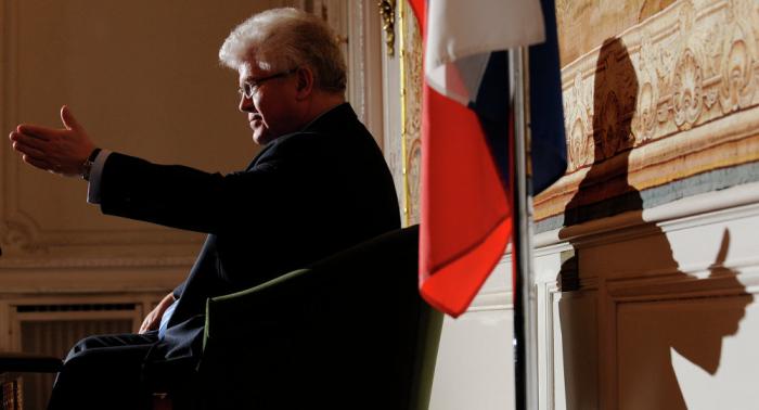 Embajador ruso previene contra el despliegue de misiles estadounidenses en Europa