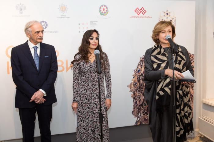Heydar Aliyev Foundation organizes Seven Beauties exhibition in Moscow