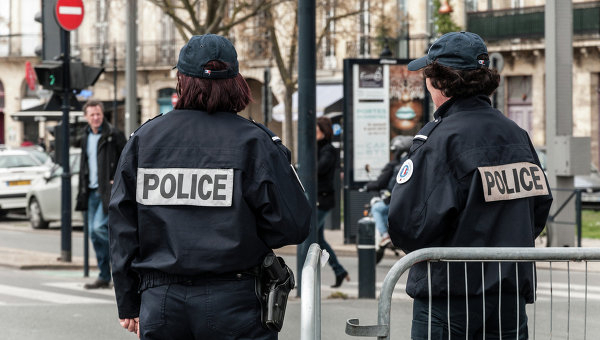 French police arrest over 100 after Halloween