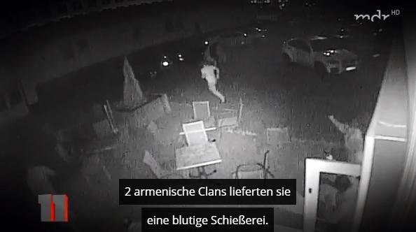 """التلفزيون الألماني:""""ان المافيا الأرمينية تهديد خطير""""-فيديو"""