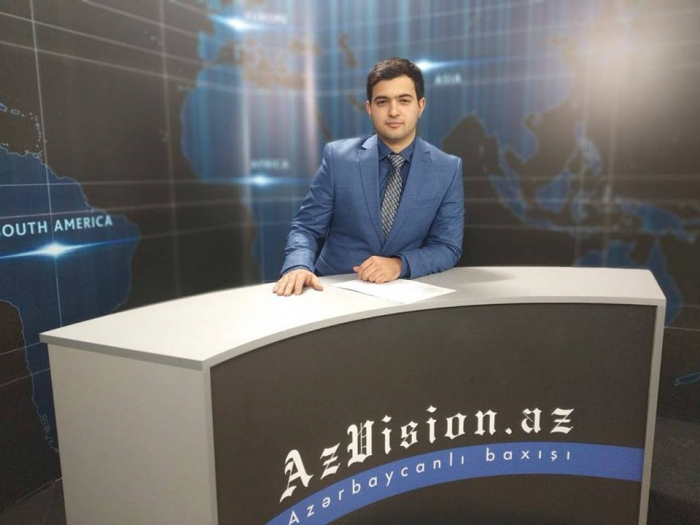 AzVision TV releases new edition of news in German for November 2 -VIDEO