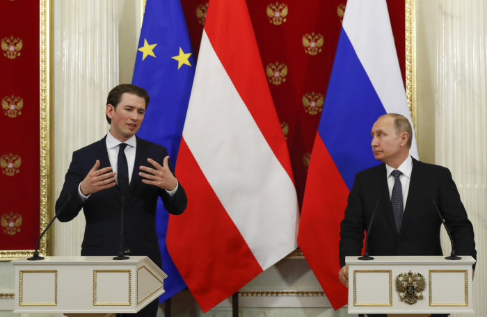 Russia summons Austrian envoy over Vienna spying allegations: Ifax