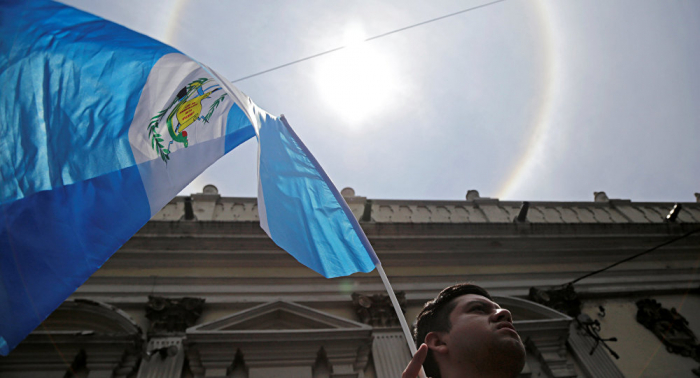 Guatemala, orgullosa de estar presente en el espacio con su bandera