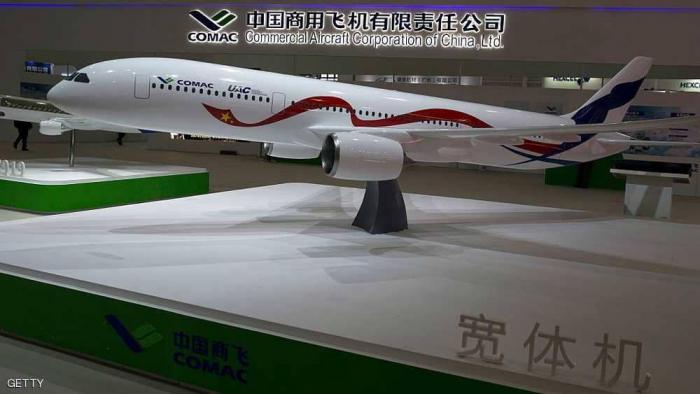 الصين وروسيا تنافسان بوينغ وإيرباص بطائرة مشتركة