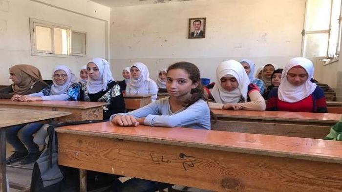 إعادة فتح أكثر من ألف مدرسة في سورية بمساعدة روسية