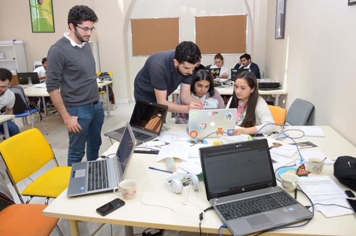 """""""Hackathon""""un qalibləri bəlli oldu"""