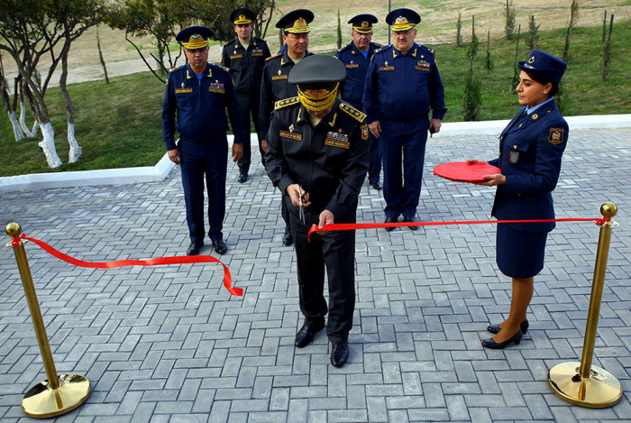 Air Force Unit Management & Technical Control Center opens in Azerbaijan