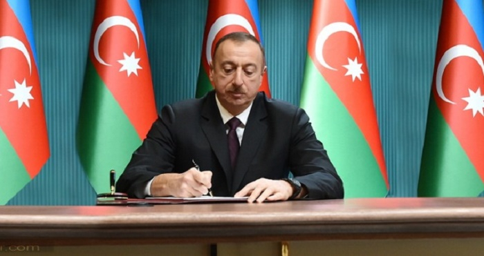 President Ilham Aliyev allocates AZN 11m for construction of road in Zagatala