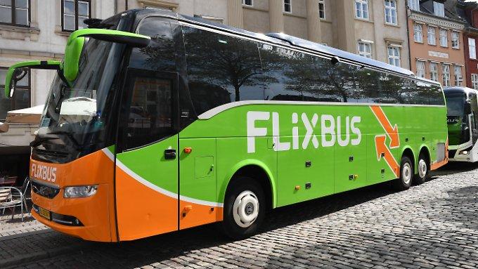 Flixbus macht Tempo bei US-Expansion