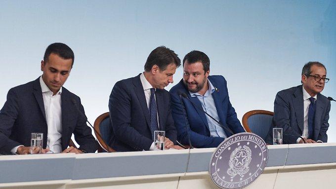 Italiens Chaos könnte ansteckend sein