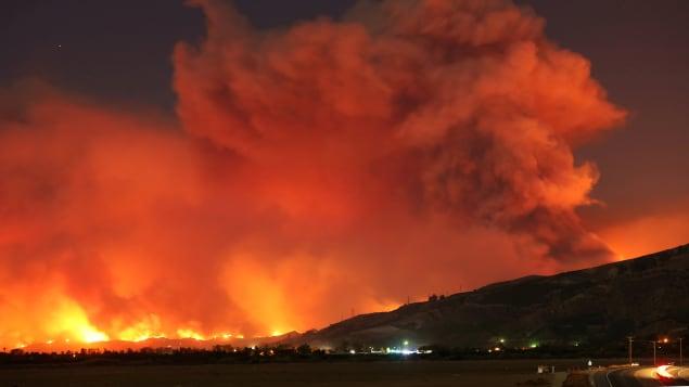 Incendie en Californie: le nombre de disparus dépasse 1.000 personnes (shérif)