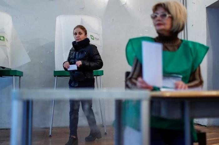 Gürcüstanda seçici fəallığı 47,31% təşkil edir
