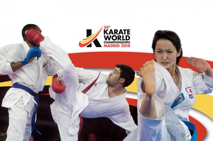 Karateçilərimiz dünya çempionatına yola düşür