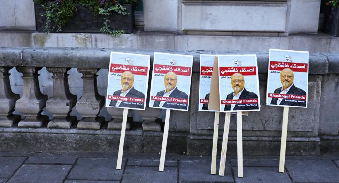 Turquía comparte con EEUU la información actualizada sobre el caso Khashoggi