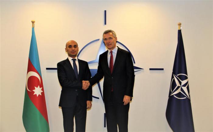 Stoltenberg: Azerbaijan reliable partner of NATO