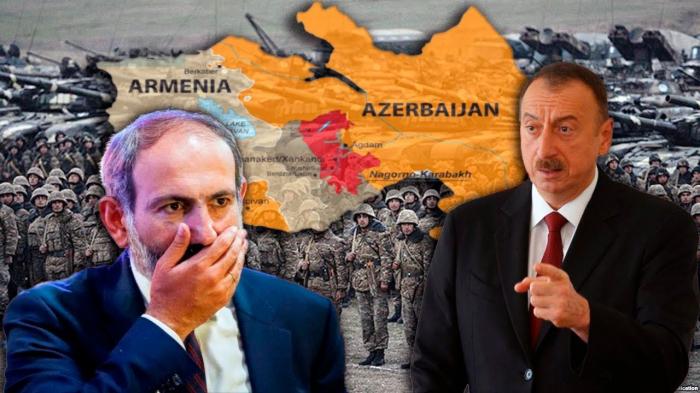 """Erməni vitse-spiker: """"Paşinyan Əliyevin qarşısında susur"""""""