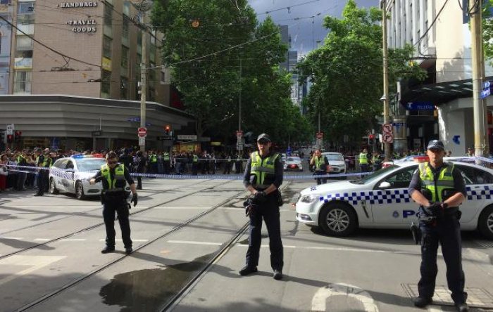 Melbourne knife attacker inspired by Islamic State, police say