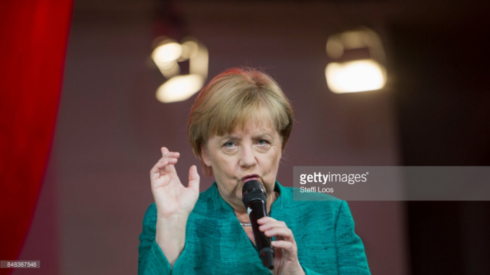 Merkel: Germany cannot turn blind eye to unresolved Karabakh conflict