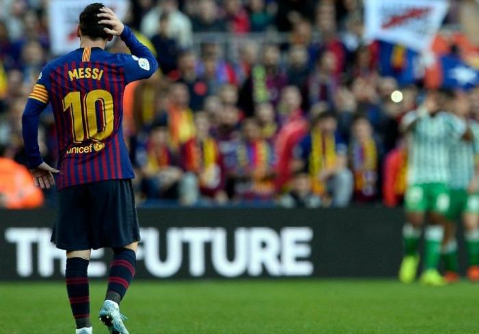 """""""Barselona"""" öz meydanında uduzdu"""