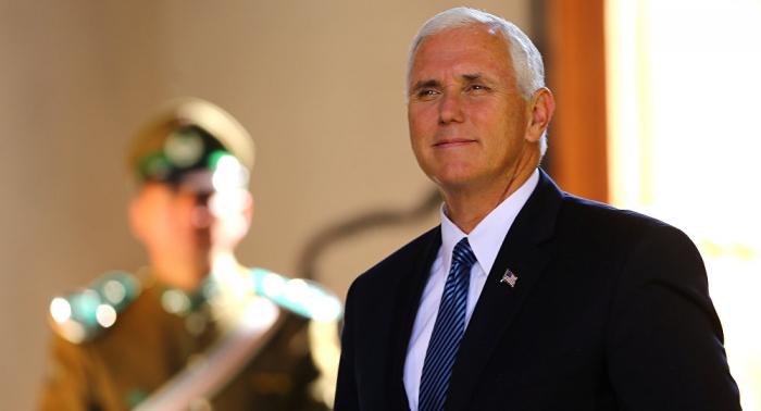 Vicepresidente de EEUU visitará Japón el próximo 12 y 13 de noviembre