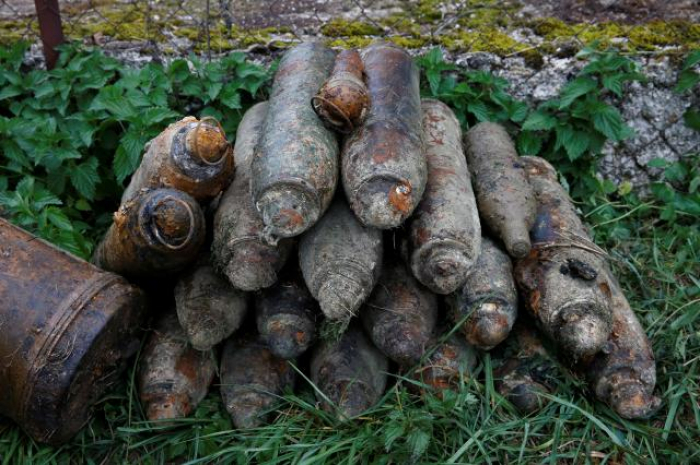 A century on from WW1, 100 years of work remains to clear munitions
