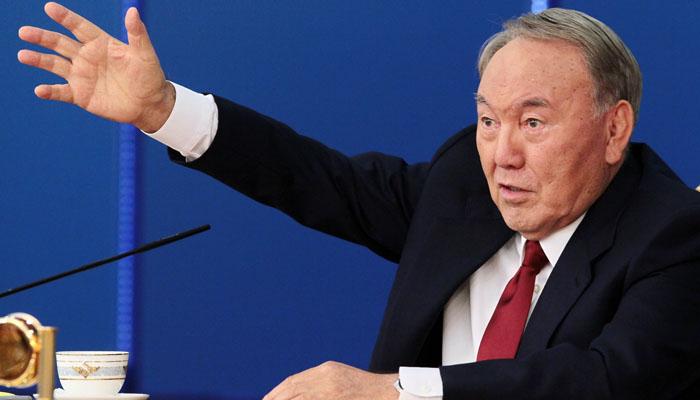 """Nazarbayev """"Asiya NATO-su"""" yaratmağı təklif etdi"""