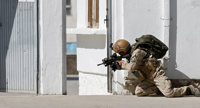 Ciudad afgana de Ghazni, atacada durante visita de comandante de misión de la OTAN