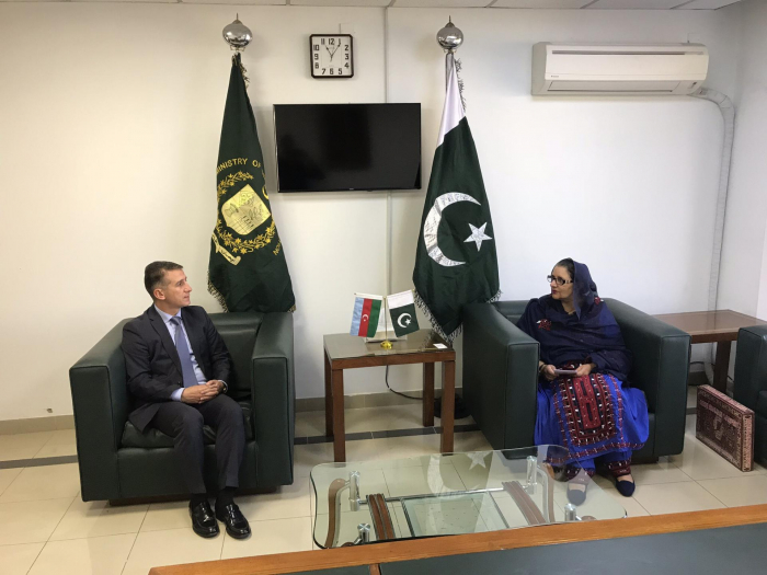 Pakistan ready to supply Azerbaijan with defense industry products - Minister