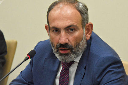 Pashinyan talks relative calmness on contact line of Azerbaijani, Armenian troops