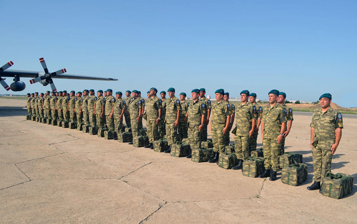 Azerbaijani peacekeepers to participate in int