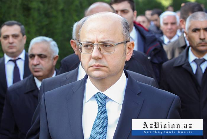 Le ministre azerbaïdjanais de l'Energie est en visite en Turquie