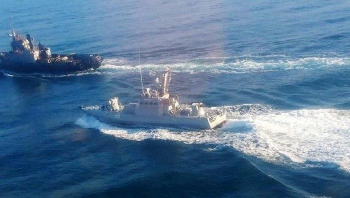Rusiyanın ələ keçirdiyi Ukrayna gəmiləri zədələnməyib