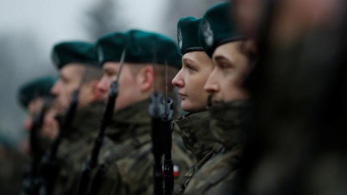 Polonia se opone a la creación de un ejército paneuropeo
