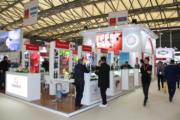 Azerbaijani companies expanding export of alcohol to China