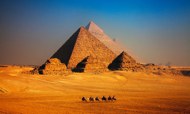 New discovery throws light on mystery of pyramids