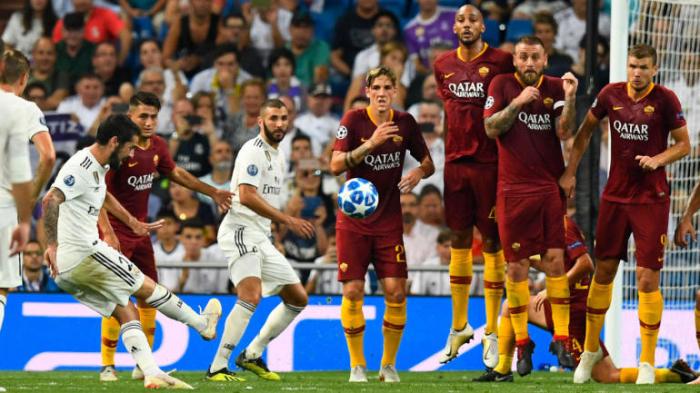"""Çempionlar Liqası: """"Roma"""" - """"Real""""a qarşı"""