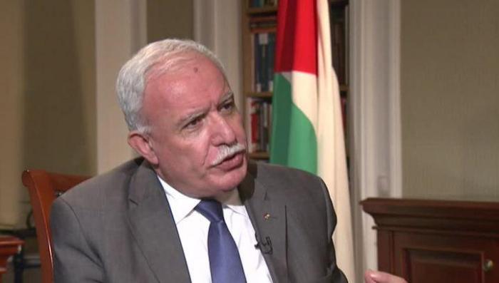Palestine MFA: Azerbaijan