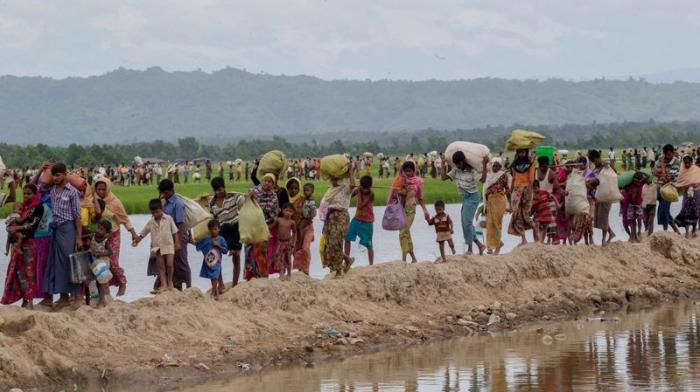 Birmanie: des Rohingyas récupérés par la police