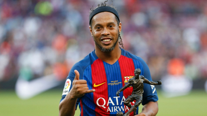 Ronaldinho plans Saudi Arabia football academy in Jeddah