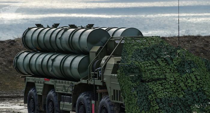 Rusia refuerza el escudo antiaéreo de Crimea con otra batería de S-400