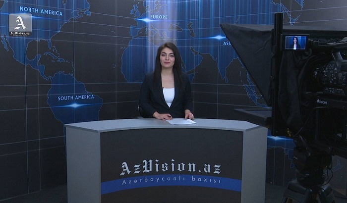 AzVision TV releases new edition of news in English for November 1 -VIDEO
