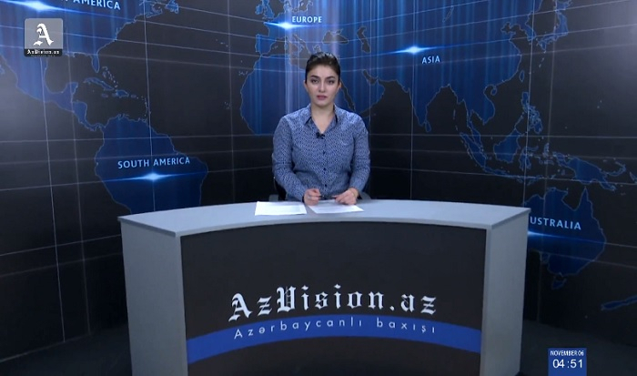 AzVision English: Résumé de la journée du 6 novembre - VIDEO