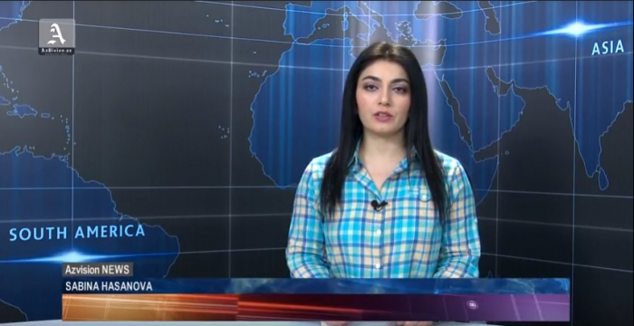 AzVision TV releases new edition of news in English for November 22 -VIDEO